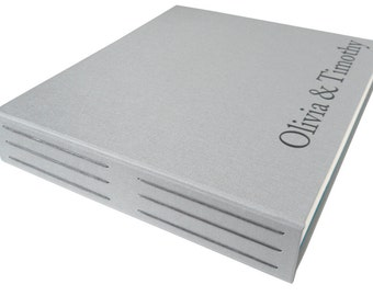 design your own personalized guestbook (10x12)