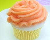 Gift for Her. Birthday. SALE Soap. Peaches and Cream Cupcake Soap. Final two on SALE. Retiring from our line up. 2730