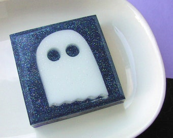 Halloween Soap. Halloween Gift. Ghost. Fun Gift. MR BOO the SOAP Ghost, Gift for Him. Halloween Party Favors. Fall Gifts. Ghosts. 1141