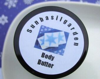 Moisturizer Body Butter, Lotion, Moisturizing Body Butter, Closeout SALE , JACK FROST Body Butter, Small Jar, only 4 jars left