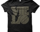 Velo Love Special Edition Black Discharge Women's Large