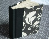 Black and Ivory - Tiny Hardback Journal