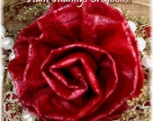 Primitive Scented Valentine Rose Ornies Fillers Pattern