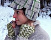 Mint Chocolate The County Hat - Sustainable Fashion - Unisex Medium Mens Large Womens