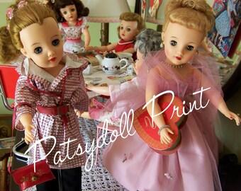 Marnie's Dreamy Valentine  by Patsydoll