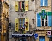 Street of Arles, France