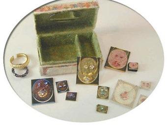 Vintage Jewelry Box Kit
