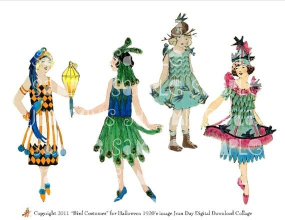 Carnival 1920 Carnival Costumes 1920's