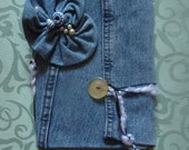 Denim Lovers Art Journal