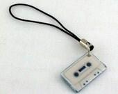 Mixtape Cellphone Charm