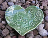 CELTIC HEART DISH