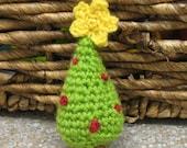Tiny Tree PDF Crochet Pattern