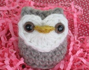 Wee Barn Owlet PDF Pattern
