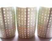 abc - Translucent porcelain cup