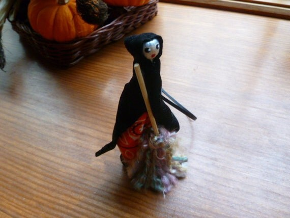 Kitchen Witch-Choose Yours-Not Just for Halloween