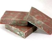 Outdoorsmen's Dirt Soap - Handmade Shea Butter Soap