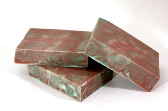 Outdoorsmen's Dirt Soap - Handmade Shea Butter Soap