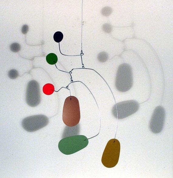 camo-a-go-go - hanging art mobile