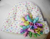 Baby Boutique Korker Hat hairbow HCBB