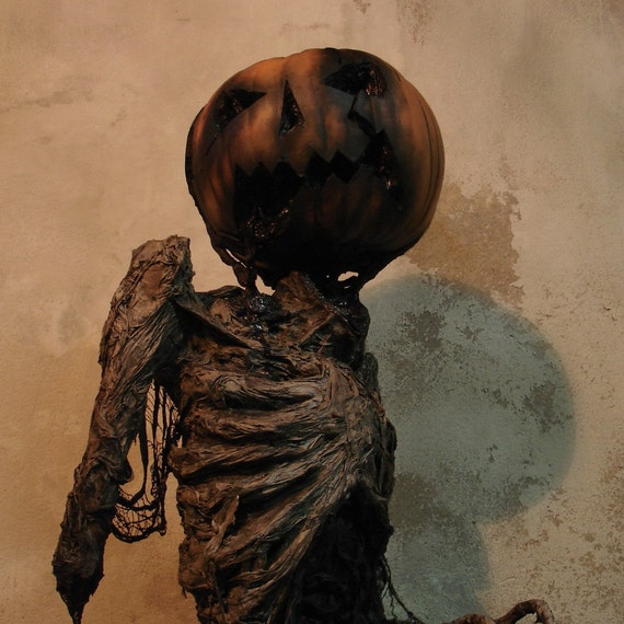 Ichabod Pumpkinhead Groundbreaker