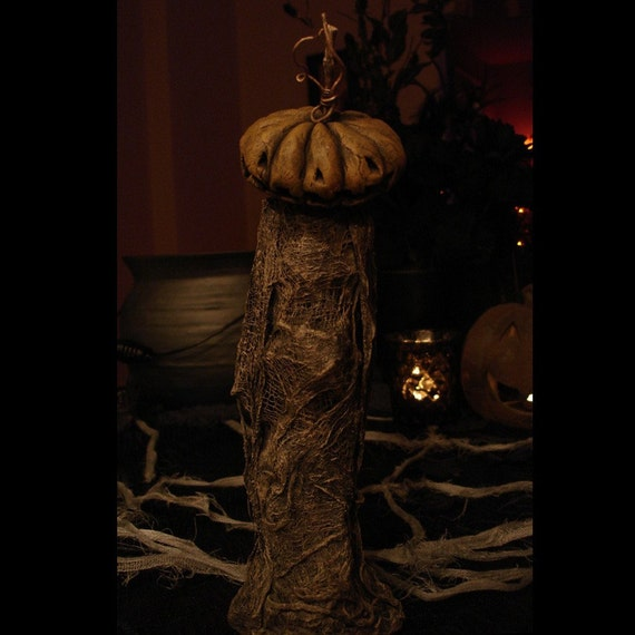 Cloaked Pumpkinhead IX