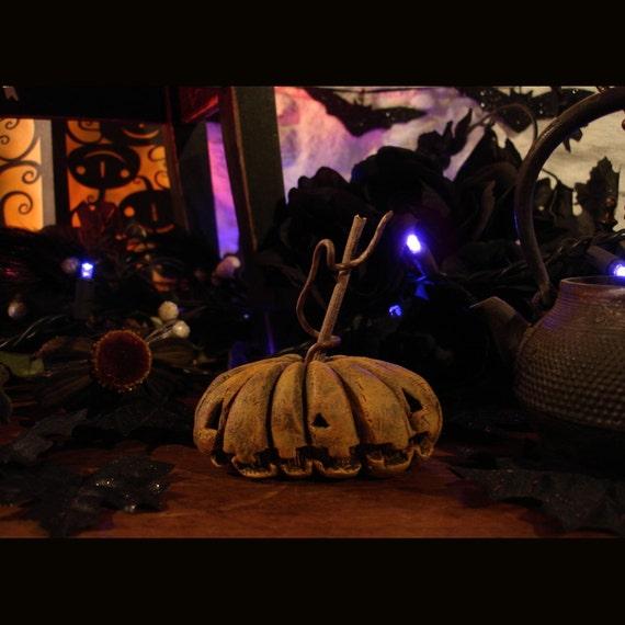 Happy Traditional Jack O Lantern