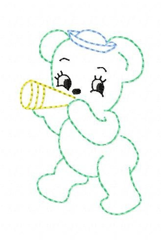 teddy machine