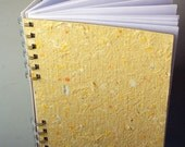 Yellow EcoBook Journal