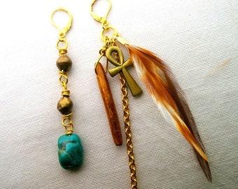 New Moon... earrings.