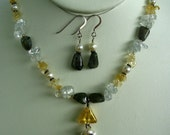 Labradorite, Citrine, reserved for dollarRus