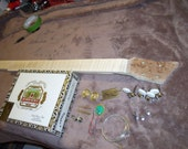 deluxe cigar box guitar kit