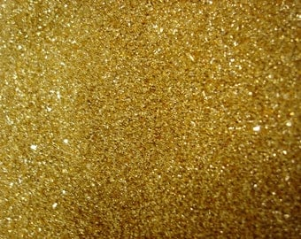German Glass Glitter - Gold
