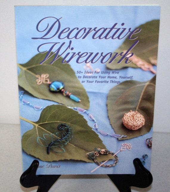 Book Decorative Wirework