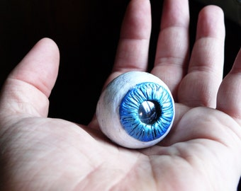 Personalized Eyeball / Customized, Unique, and admittedly Weird