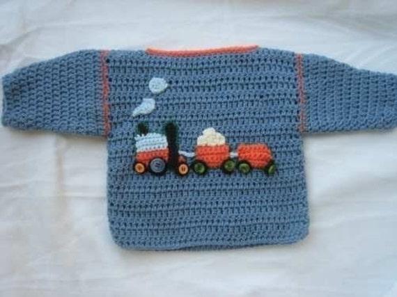 Toddler Boy Crochet Patterns Boy Toddler Crochet Sweater