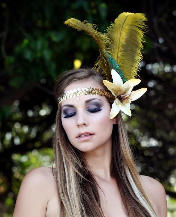 Ho oha i -Feather Headdress
