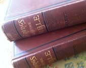 1884 and 1889, vol. 1 and 3: Evenings with the Bible