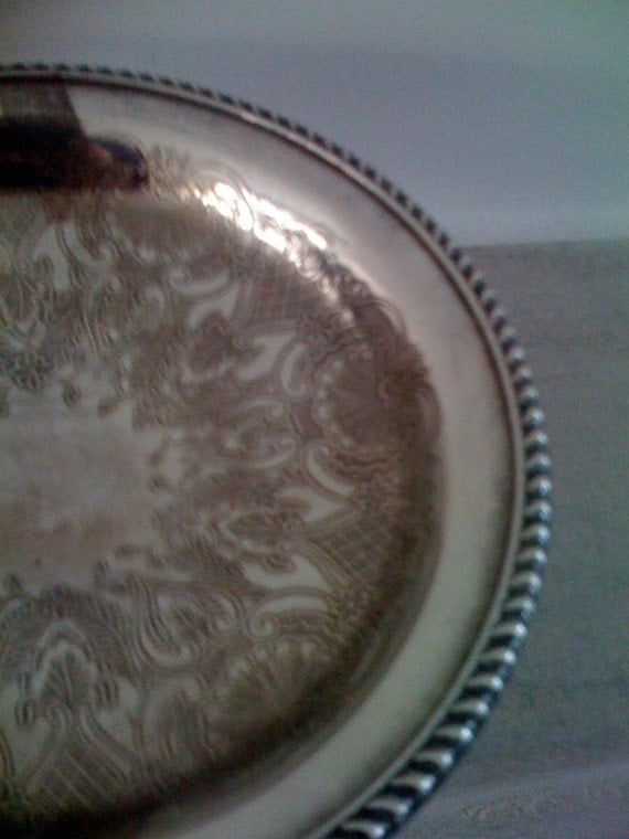 Antique English Silver Compote Or Candy Dish Birks By