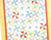 Swirly Pop Quilt Pattern by Cluck. Cluck. Sew