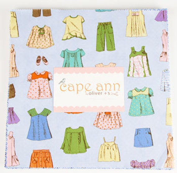 SALE--Layer Cake--Cape Ann Collection, Oliver and S for Moda