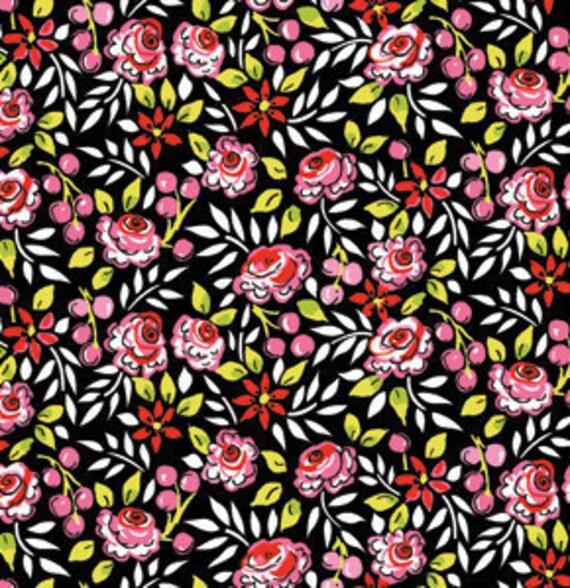 1 yard---Surrey in Pink, London, Dena Designs, Free Spirit Fabrics