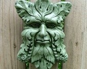 Greenman Plaque (Moss)