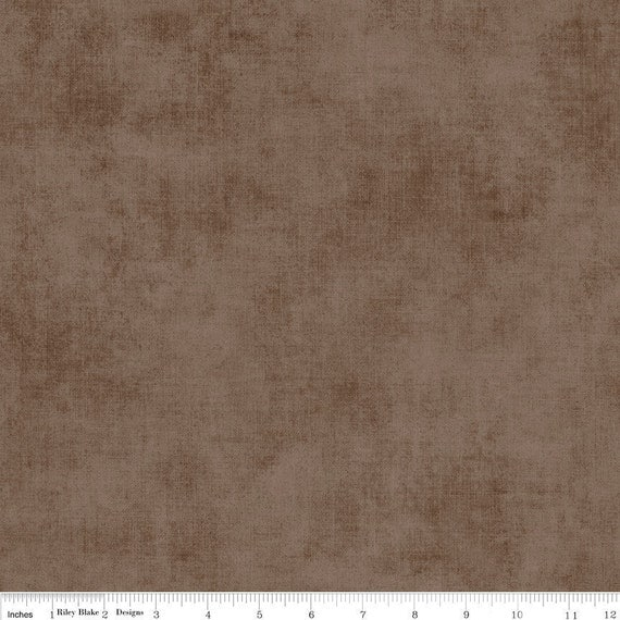 Basics Shades Chocolate - 1/2 yard