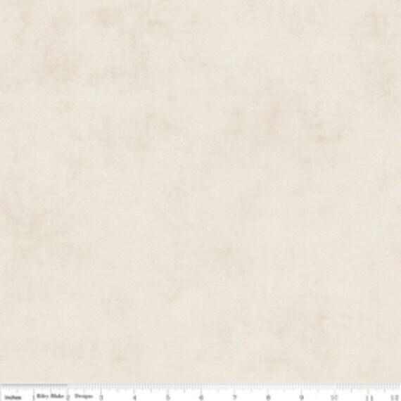Riley Blake Designs Basics Shades Cream - 1/2 yard