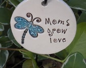 My favorite little Plant Marker - mom's grow love