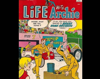 Life With Archie No. 103 - Archie Series Comic Book c. Novemeber 1970