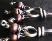 Chocolate Brown Pearls