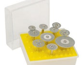 Mini Diamond Saw 10 Piece Set