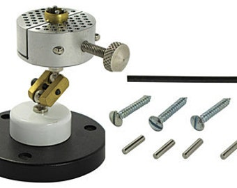 """2"""" Universal Parts Bench Vise With Adjustable Jaw Pins"""