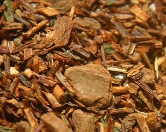 Red Rooibos Chai Loose Herbal Tea ORGANIC 4 oz.